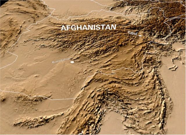 afghanmap-lands