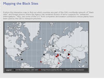 CIA Black world