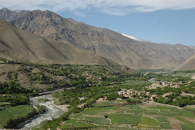 Panjshir Valley, Northern Afghanistan-0