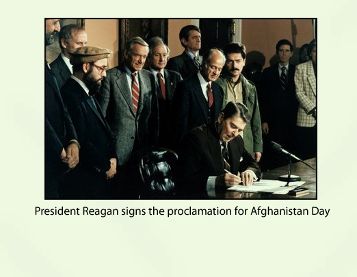 reagan-afgan day